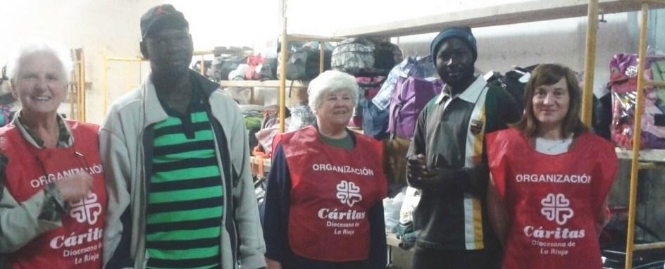 2018-Adoracion bolivar-Caritas Logroño
