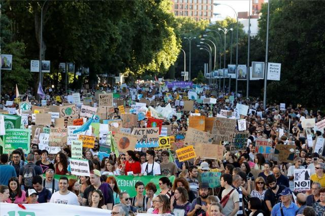 March for Climate COP 25 - Madrid 2